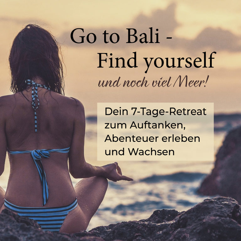 Bali Retreat mit Ulrike und Paul Duke 2020